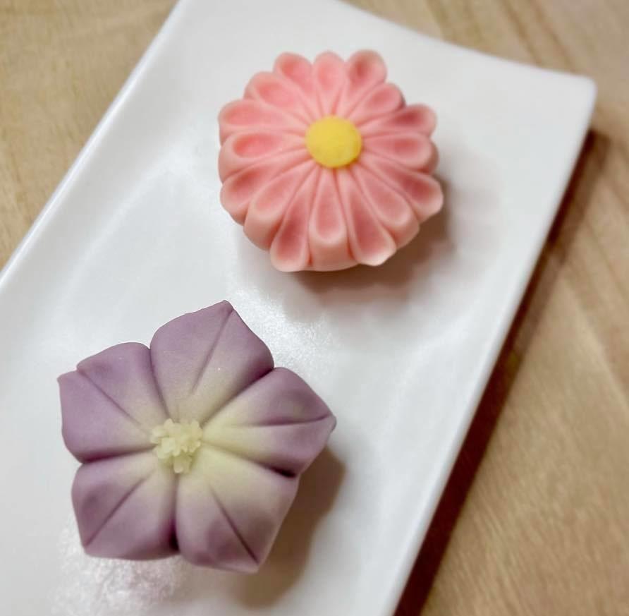 【9月20日】京菓子職人の練りきり教室開催のお知らせ